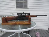 SCARCE Remington Model 742 Woodmaster in 6MM Rem Fleur de Lis Stocks NICEFREE SHIPPING