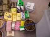 LARGE MODERN AMMO COLLECTION ALL CALIBERS MOST NEW IN BOXES- 12 of 12
