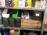LARGE MODERN AMMO COLLECTION ALL CALIBERS MOST NEW IN BOXES- 7 of 12