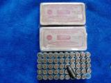S&W .35 S&W CALIBER RARE!!5 BOXES..MAKE OFFER - 1 of 3