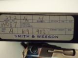 S&W MODEL 39-2 NICKLE 99%+ IN FACT BOX 2 MAGS!!MA. LEGAL - 6 of 11