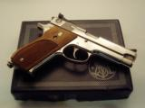 S&W MODEL 39-2 NICKLE 99%+ IN FACT BOX 2 MAGS!!MA. LEGAL - 2 of 11