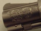 S&W MODEL 642 CUSTOM ENGRAVED..SUPER NICE REVOLVER. - 11 of 12