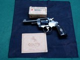 COLT ARMY SEACIAL MINT .38 S&W SPECIAL CAL..NOT 38 SPEC..