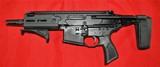 Sig MCX Rattler .300 BLK Pistol