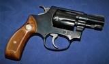 Smith & WessonModel 32-1 .38S&W