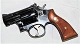 Smith & Wesson Model 15-4 .38spc