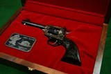 "Colt New Frontier ""The Duke"" John Wayne Edition .22 LR"