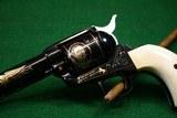 Colt SAA .45LC John Wayne Commemorative Edition - 2 of 10