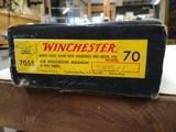 Winchester Model 70 Super Grade African 458.