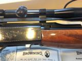 Browning (ATD) Auto Takedown (Belgium) 22 cal semi=auto
