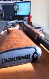 Browning Diana 20ga O/U 20ga26' I.C./Mod non saltwood 1970 - 6 of 14