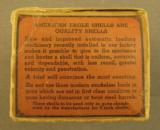 EMPTY Scarce American Cartridge Co. Flap Box for .410 - 5 of 7