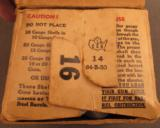 EMPTY Scarce American Cartridge Co. Flap Box for .410 - 7 of 7