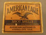 EMPTY Scarce American Cartridge Co. Flap Box for .410 - 2 of 7