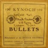Empty Box for Kynoch 500/450 Ammunition - 2 of 8