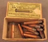 Winchester .25 Stevens Ammo - 7 of 7