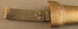 Rare Serrated Siebe Heinke Diver'sKnife - 12 of 12