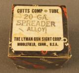Lyman 20 GA Cutts Spreader Tube - 1 of 1
