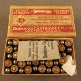 Dominion Cart. Co. 25ACP Mortimer Box - 5 of 5