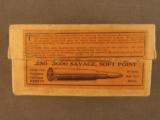 Winchester 250-3000 Savage Soft Point Ammo - 1 of 5