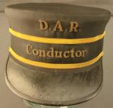 Railway conductors hat in box - 2 of 12