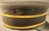 Railway conductors hat in box - 7 of 12