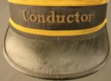 Railway conductors hat in box - 4 of 12