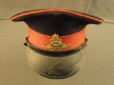 Royal Canadian Artillery Peaked Cap - 1 of 5