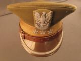 Polish Army Officer's Cap - 1 of 5