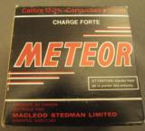 Meteor 12 GA Ammo Full Shot Shell Box - 6 of 6