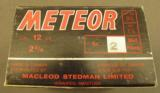 Meteor 12 GA Ammo Full Shot Shell Box - 2 of 6