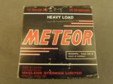 Meteor 12 GA Ammo Full Shot Shell Box