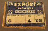 CIL Export 20 GA Shotshell Box - 2 of 7