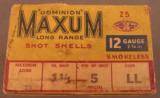 Dominion Maxim 12 GA Shotshells - 2 of 7