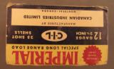 Imperial Special Long Range Load Shells 1969 - 4 of 6