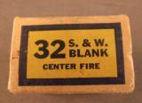 Western 32 S&W Blank Ammo 1945-47 - 4 of 7