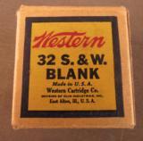Western 32 S&W Blank Ammo 1945-47 - 2 of 7