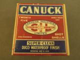 1935 Canuck Shotshells 12ga - 1 of 6
