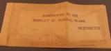 U.S.S. Tusk Submarine Plan Drawings 1945 - 2 of 11