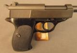 Walther P1 Police Issue Pistol - 2 of 11