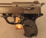 Walther P1 Police Issue Pistol - 4 of 11