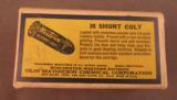 Western 38 Short Colt Ammo - 5 of 6