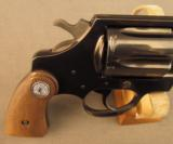 Colt Detective Special 2nd issue.32 NP - 2 of 12