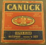 1946 Canuck Shotshell Box - 6 of 6
