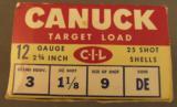 1961 Canuck Shotshell Box - 2 of 6