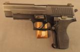 Sig P226 German Built Pistol 9mm w/ Box - 4 of 11