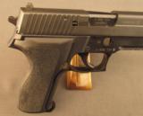 Sig P226 German Built Pistol 9mm w/ Box - 2 of 11