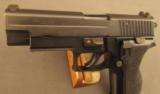 Sig P226 German Built Pistol 9mm w/ Box - 6 of 11