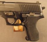Sig P226 German Built Pistol 9mm w/ Box - 5 of 11